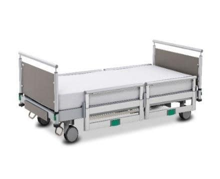 Function German Electric Hospital Bed