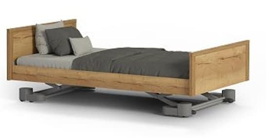 5 Function Double Electrical Care Bed