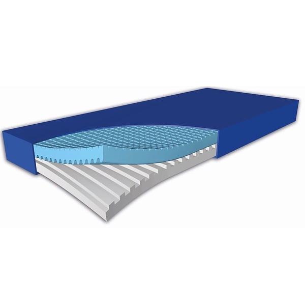 Hyperfoam Anti Bedsore Foam Mattress (2 layer)